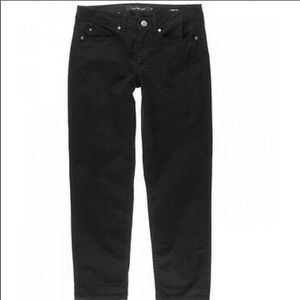 Calvin Klein black skinny crop pants